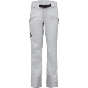Black Diamond Recon Pantalon de ski Stretch Femme, aluminum